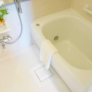 ウェスト早稲田マンション(4階,)の浴室・お風呂