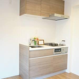 ウェスト早稲田マンション(4階,)のキッチン