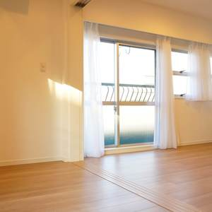 ウェスト早稲田マンション(4階,)の洋室