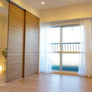 ウェスト早稲田マンション(4階,)のリビング・ダイニング