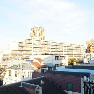 ウェスト早稲田マンション(4階,)のお部屋からの眺望