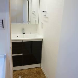 エクセレント三越前(5階,)の化粧室・脱衣所・洗面室