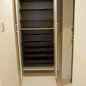 エクセレント三越前(5階,)のお部屋の玄関