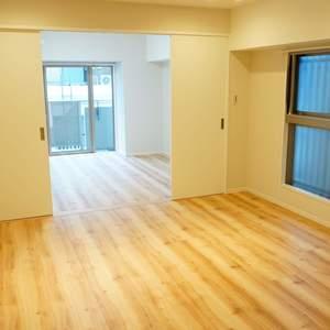 エクセレント三越前(5階,)のリビング・ダイニング