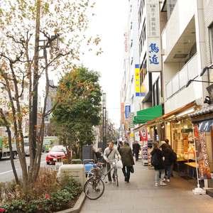 セブンスターマンション第2日本橋の最寄りの駅周辺・街の様子