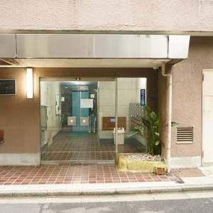セブンスターマンション第2日本橋の入口・エントランス