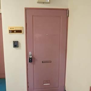 セブンスターマンション第2日本橋(8階,)のフロア廊下(エレベーター降りてからお部屋まで)