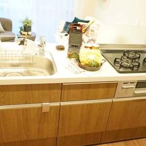 セブンスターマンション第2日本橋(8階,3580万円)のキッチン