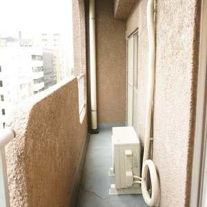 セブンスターマンション第2日本橋(8階,3580万円)のバルコニー