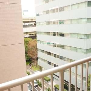 セブンスターマンション第2日本橋(8階,)のバルコニー