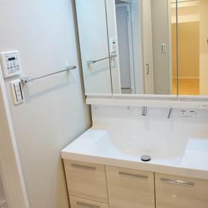 ニューハウス浜町(2階,3780万円)の化粧室・脱衣所・洗面室