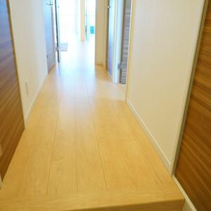 木場サニータウン1号棟(9階,3499万円)のお部屋の廊下