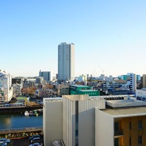 木場サニータウン1号棟(9階,3499万円)のお部屋からの眺望