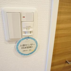 木場サニータウン1号棟(9階,3499万円)のお部屋の玄関