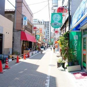 グリーンキャピタル神楽坂の最寄りの駅周辺・街の様子