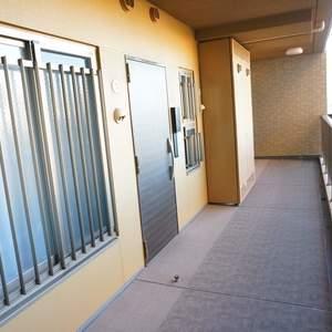ザサウスキャナルレジデンス(3階,)のフロア廊下(エレベーター降りてからお部屋まで)