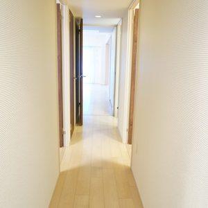 ザサウスキャナルレジデンス(3階,)のお部屋の廊下