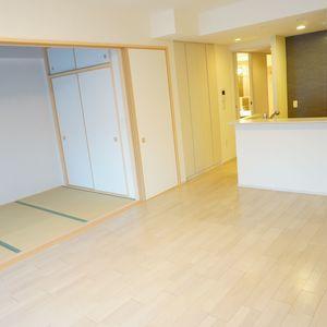 ザサウスキャナルレジデンス(3階,)のリビング・ダイニング