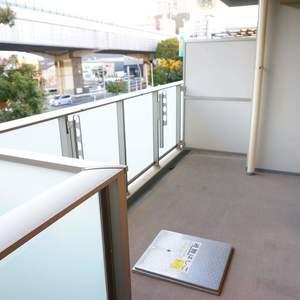 ザサウスキャナルレジデンス(3階,)のバルコニー