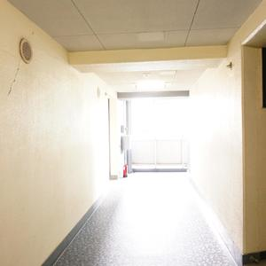 ストークマンション新宿(4階,5580万円)のフロア廊下