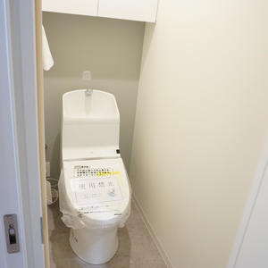 ストークマンション新宿(4階,5580万円)のトイレ