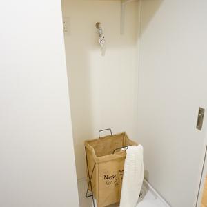 ストークマンション新宿(4階,5580万円)の化粧室・脱衣所・洗面室