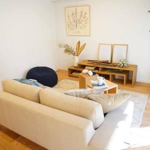 ストークマンション新宿(4階,5580万円)のリビング・ダイニング