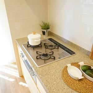 ストークマンション新宿(4階,5580万円)のキッチン