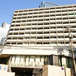 ストークマンション新宿の外観