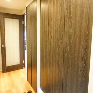 ライオンズマンション南平台(5階,)のお部屋の玄関