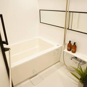 ライオンズマンション南平台(5階,5980万円)の浴室・お風呂