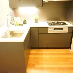 ライオンズマンション南平台(5階,5980万円)のキッチン