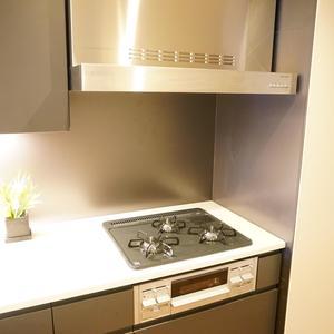 ライオンズマンション南平台(5階,)のキッチン