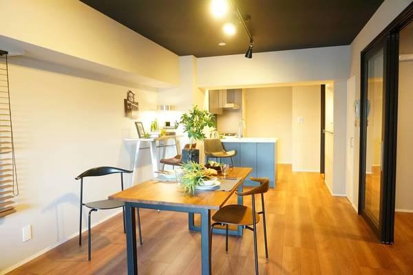 ライオンズマンション南平台(5階,5980万円)