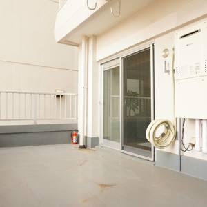 ライオンズマンション南平台(5階,5980万円)のバルコニー