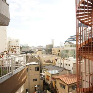 ライオンズマンション南平台(5階,5980万円)のお部屋からの眺望