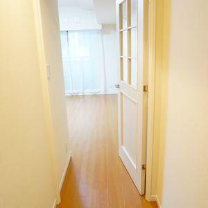 トーキョーオーディアム日本橋浜町(2階,)のお部屋の廊下
