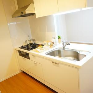 トーキョーオーディアム日本橋浜町(2階,)のキッチン