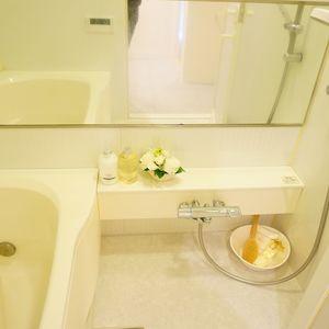 トーキョーオーディアム日本橋浜町(2階,)の浴室・お風呂