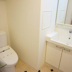 アクサスフォート両国立川(2階,)のトイレ