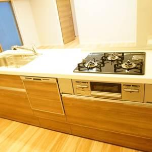 アプレ錦糸町(5階,)のキッチン