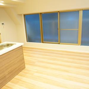 アプレ錦糸町(5階,)のリビング・ダイニング