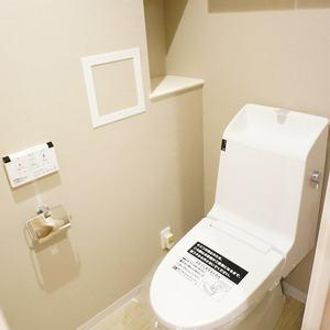 アプレ錦糸町(5階,)のトイレ