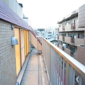 アプレ錦糸町(5階,)のバルコニー