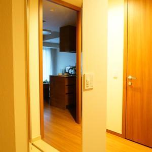 プラウド中野本町(1階,)のお部屋の玄関