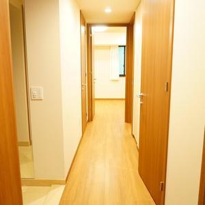 プラウド中野本町(1階,7680万円)のお部屋の廊下