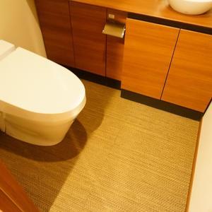 プラウド中野本町(1階,7680万円)のトイレ