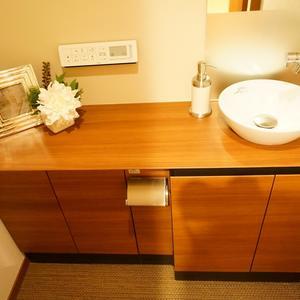 プラウド中野本町(1階,)のトイレ