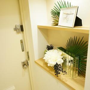 神楽坂ハウス(4階,)のお部屋の玄関