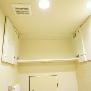 神楽坂ハウス(4階,)のトイレ